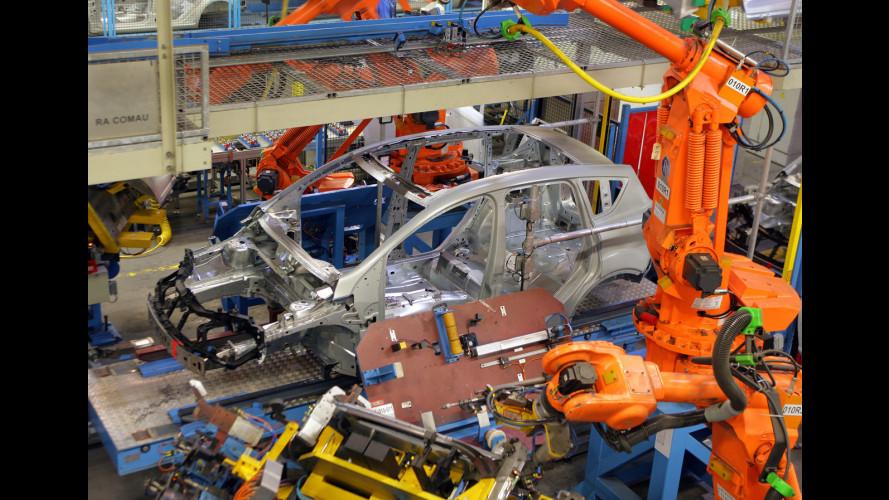 E' iniziata la produzione della Ford Kuga