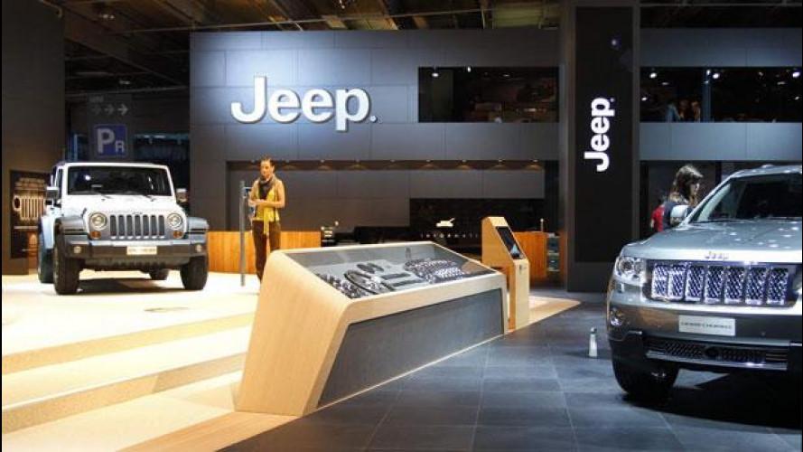 Salone di Parigi: Jeep scommette sulle serie speciali