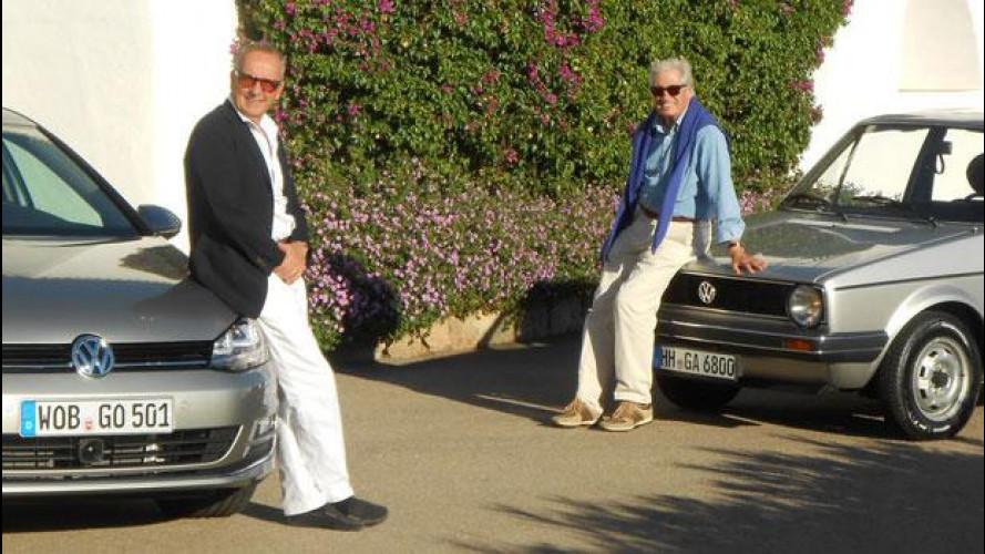 La nuova Golf secondo Walter de Silva e Giorgetto Giugiaro