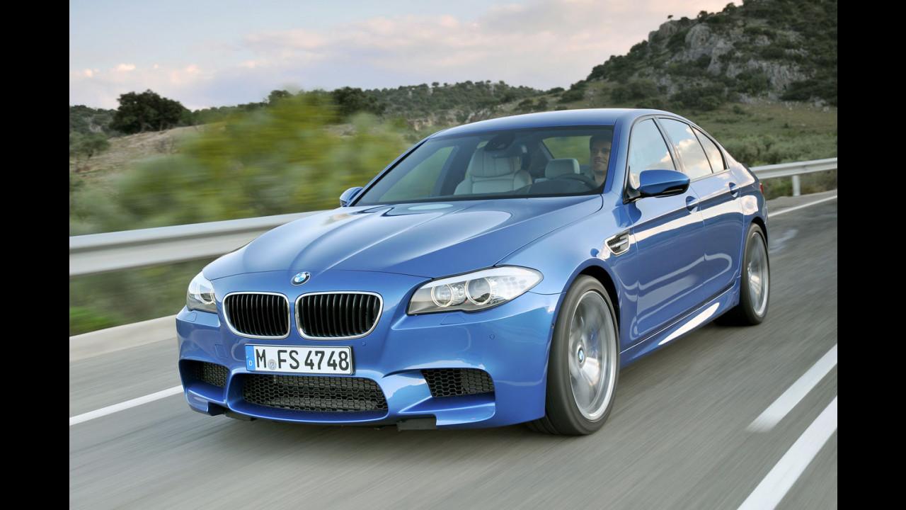 Nuova BMW M5