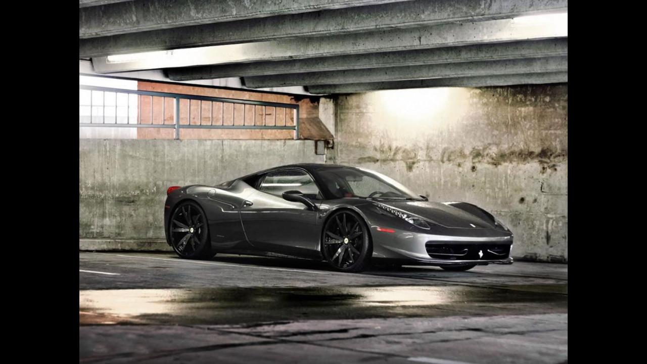 Ferrari 458 Italia SR Project Zeus