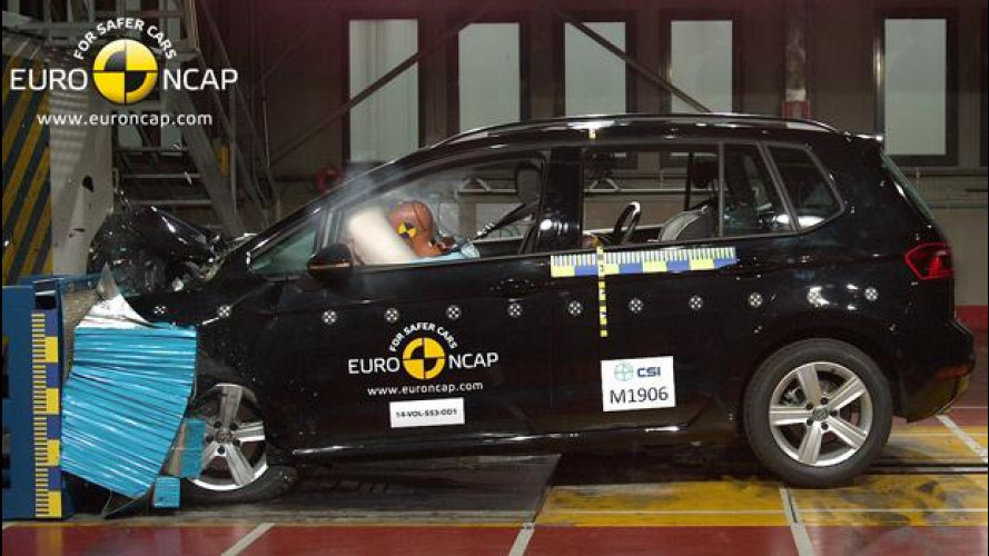 Crash Test Euro NCAP per la prima volta più severi