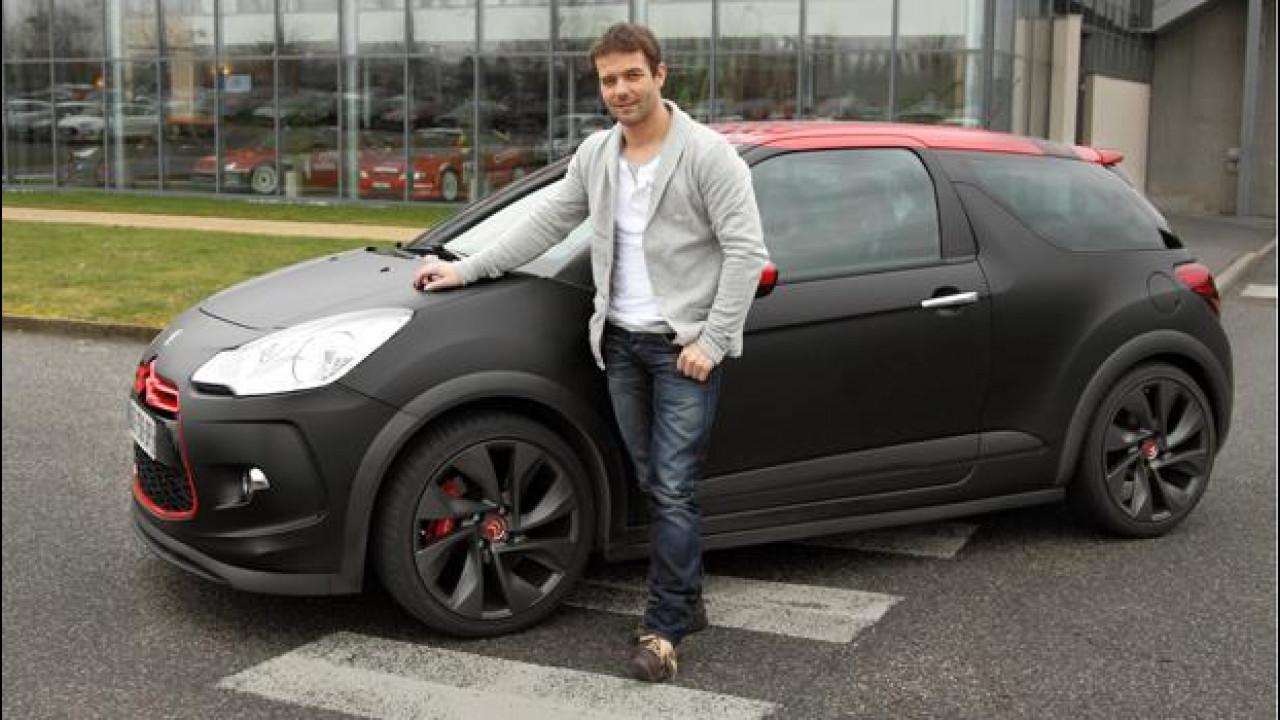 [Copertina] - Citroen DS3 Racing S. Loeb, in vendita in Italia l'unico esemplare