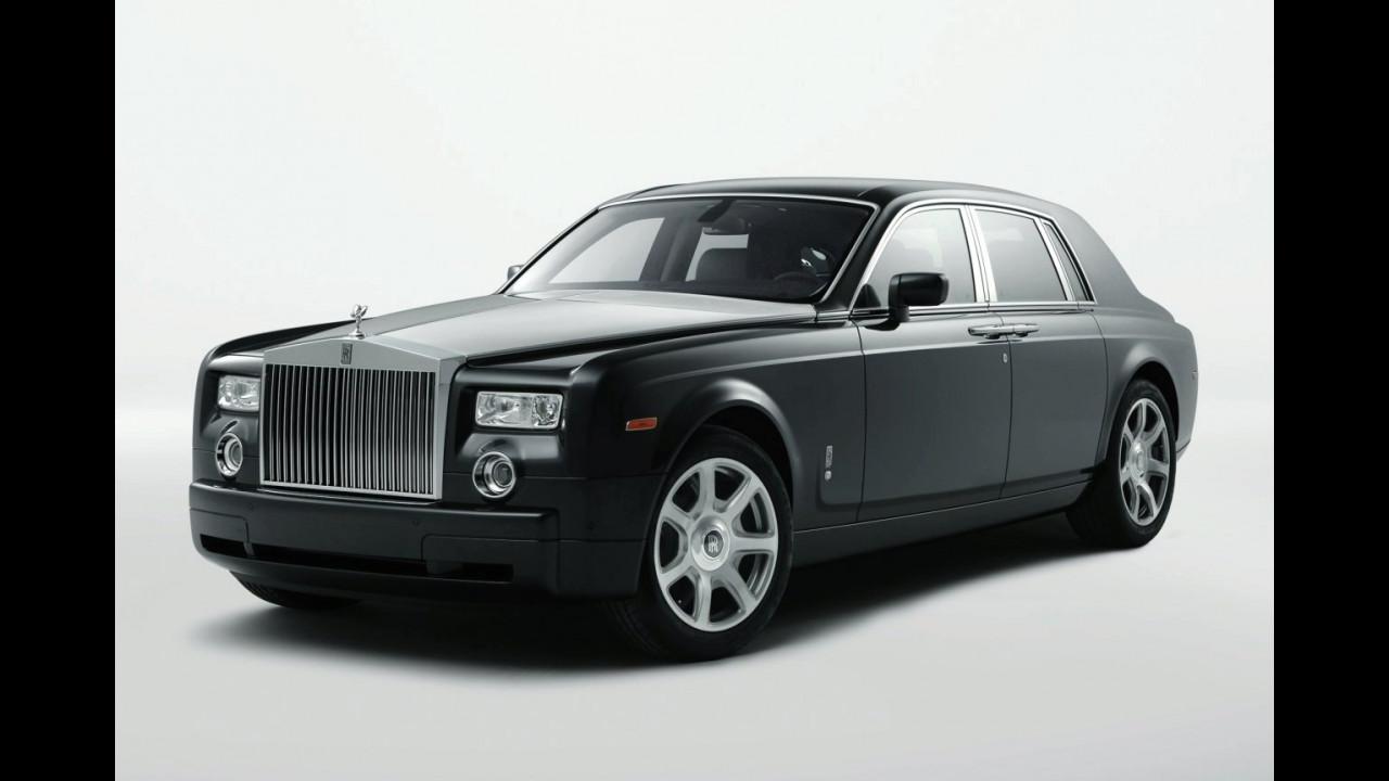 Rolls-Royce Phantom Tungsten Bespoke Collection