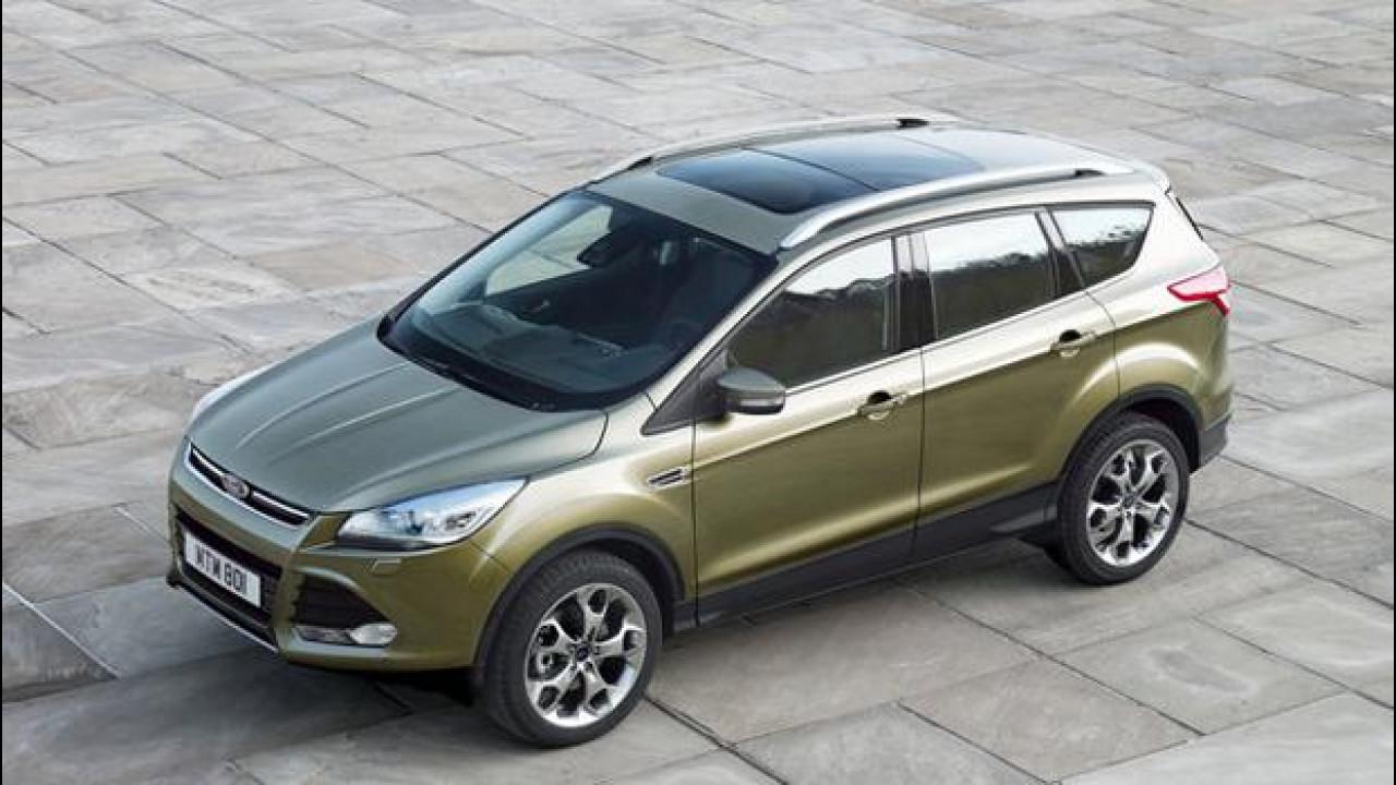 [Copertina] - Nuova Ford Kuga, prezzi da 26.000 euro