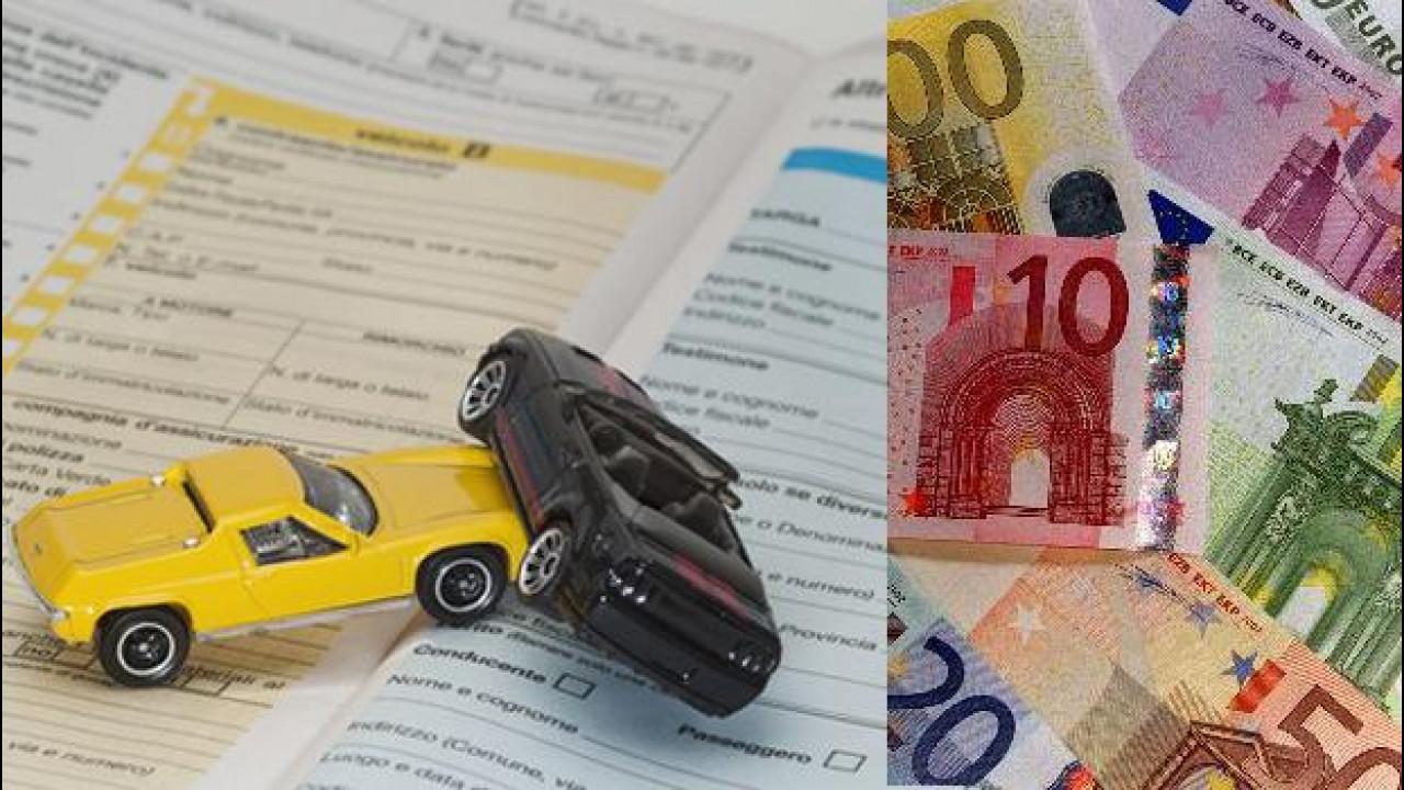 [Copertina] - Rc auto, nel 2013 aumenterà per 1.400.000 italiani
