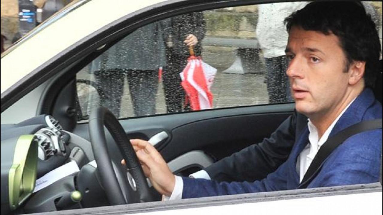 [Copertina] - Renzi e l'auto: quale futuro?