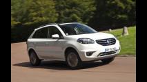 Renault Koleos restyling - TEST