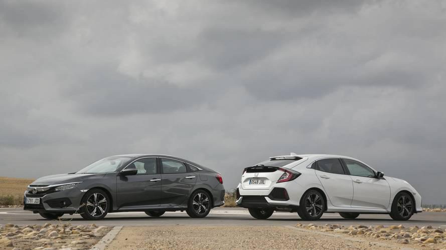Honda Civic 2017: probamos las versiones 5 Puertas y Sedan