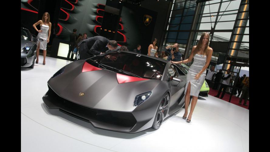 Lamborghini Sesto Elemento: piccola serie per la pista