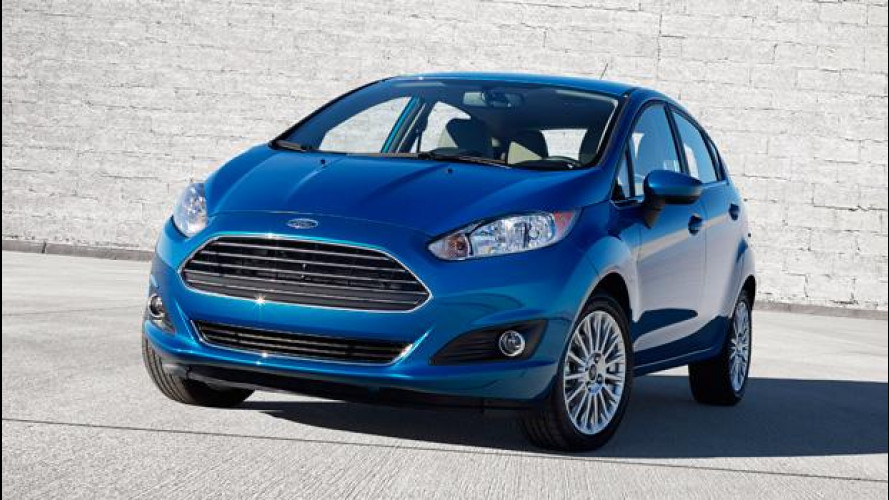 Ford Fiesta restyling: i prezzi