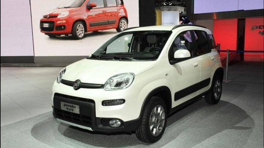 """Salone di Parigi: Fiat scommette sulla """"Panda più Panda di tutte"""""""