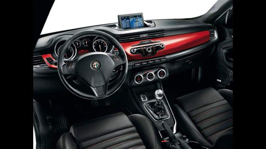 Alfa Romeo Giulietta: nuovi accessori