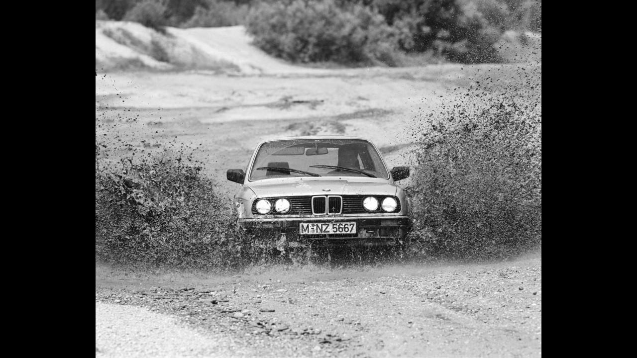 BMW, 25 anni della generazione X