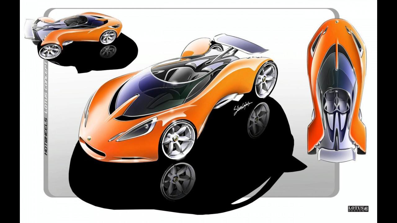 Lotus Hot Wheels Concept