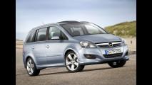 Nuova Opel Zafira
