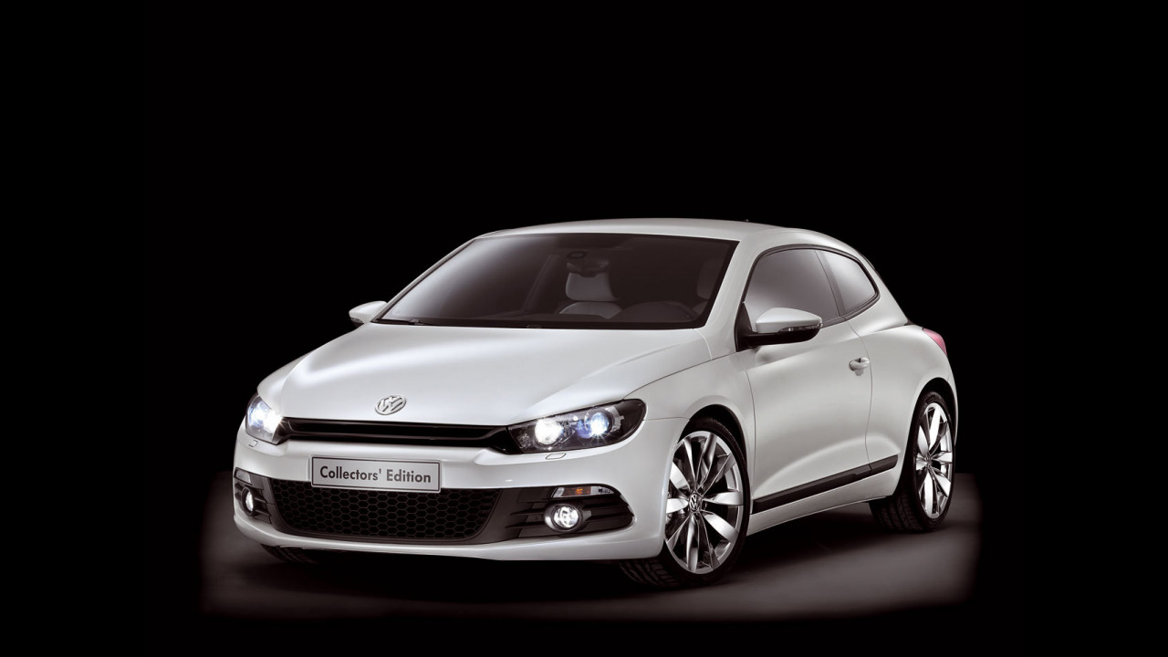 Volkswagen Scirocco Collector's Edition