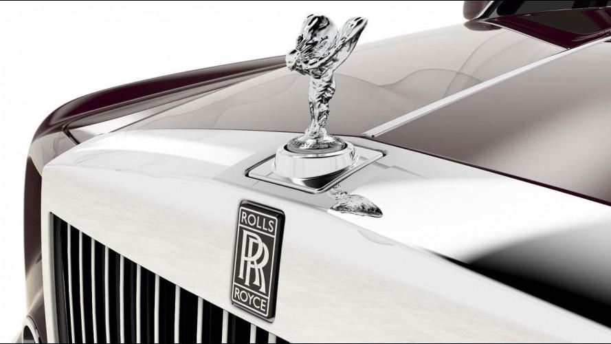 100 R-R Phantom per i 100 anni dello Spirit of Ecstasy
