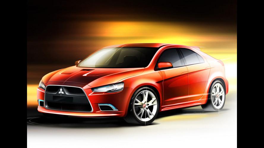 Mitsubishi Lancer diventa Sportback
