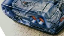 ZR-1 rear fascia