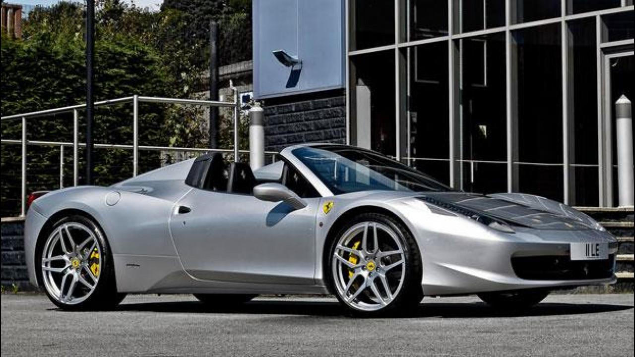[Copertina] - Ferrari 458 Spider by Kahn Design