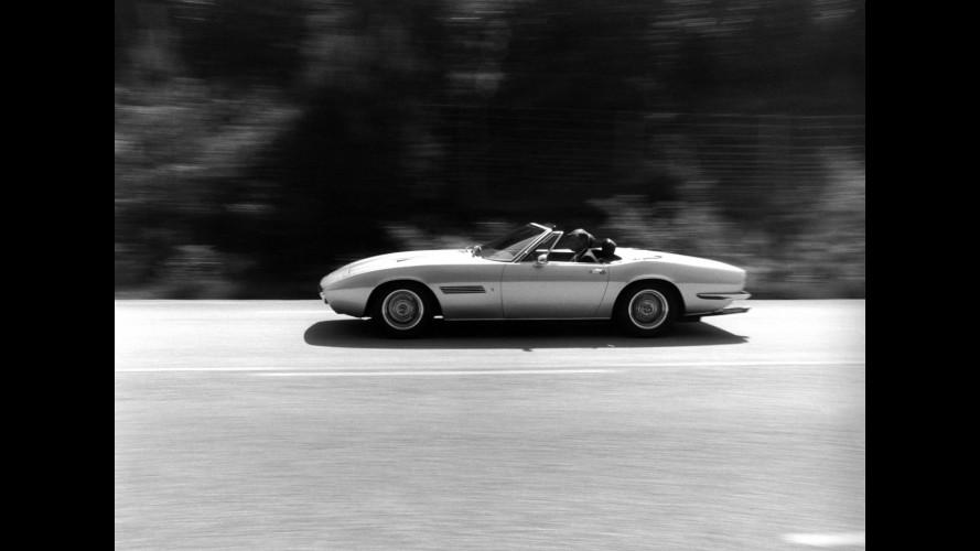Maserati Ghibli, l'ultima
