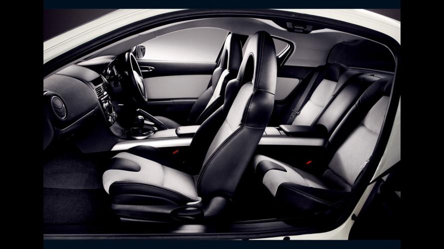 Mazda RX-8 Rotary Engine 40th Anniversary