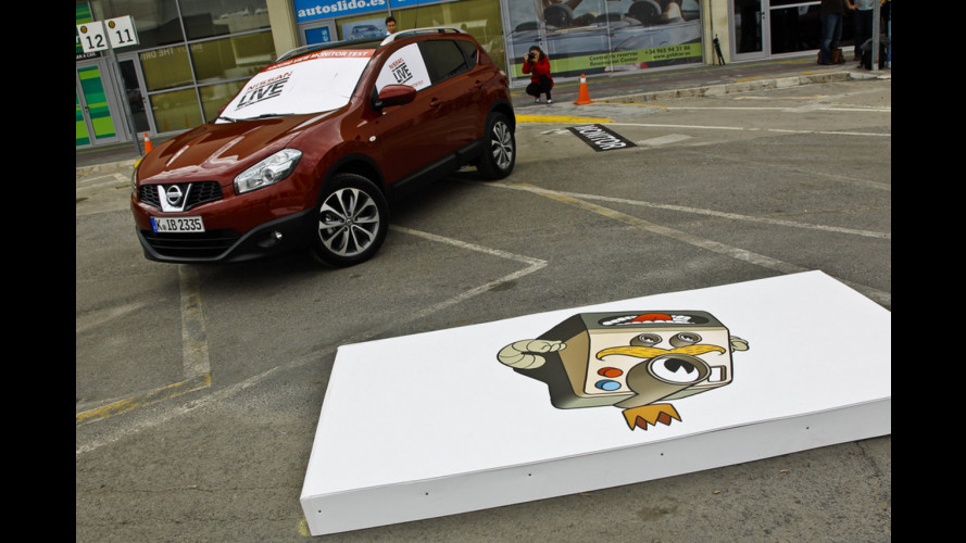 Nissan Around View Monitor, l'abbiamo provato