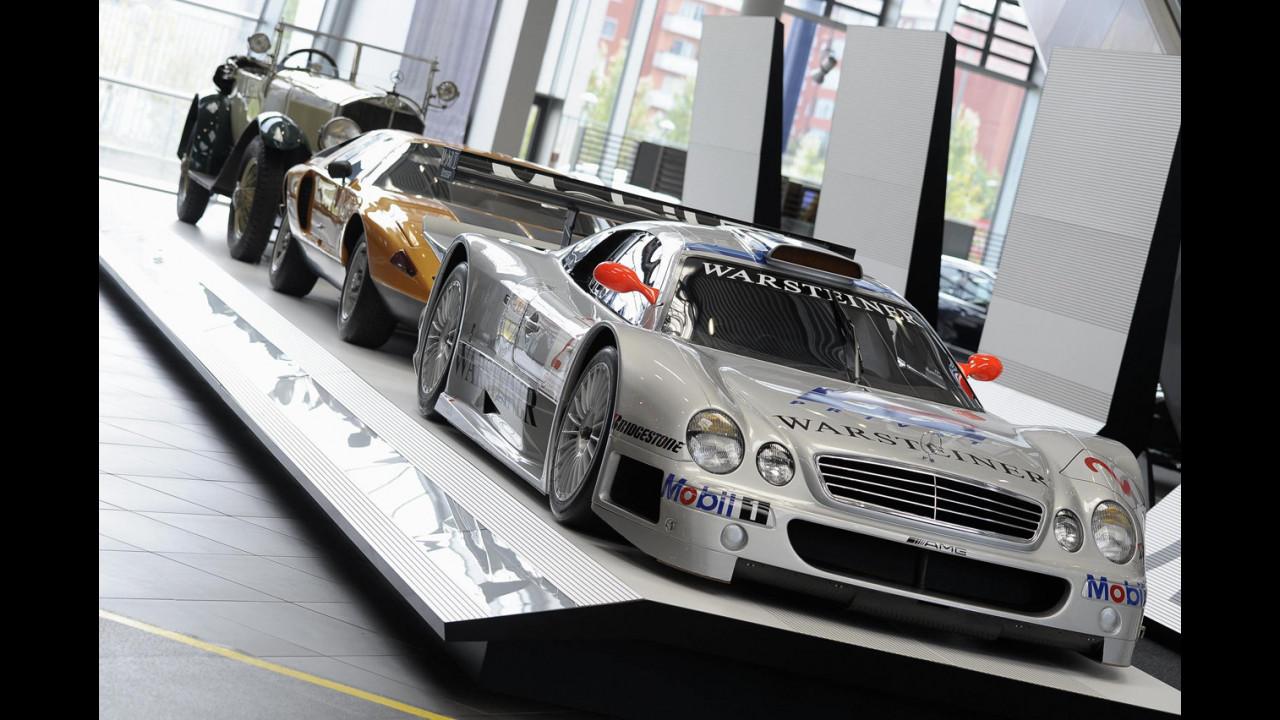 Mercedes, la mostra