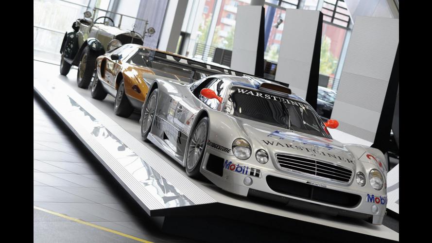 A Milano si possono acquistare le Mercedes ex F1