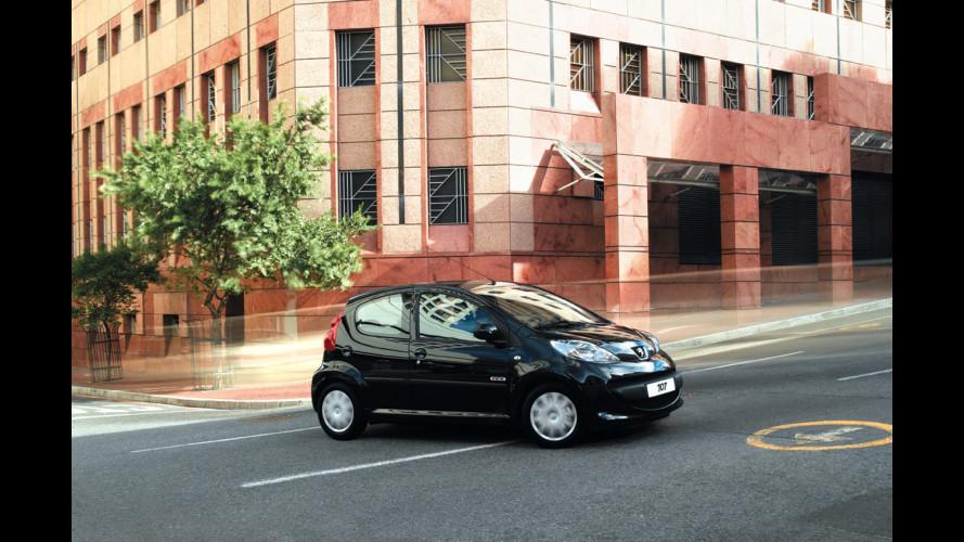 Peugeot 107 Sweet Years
