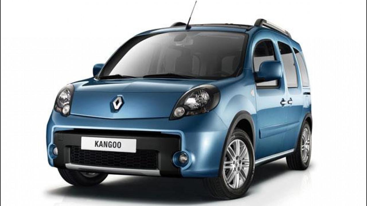 [Copertina] - Renault Kangoo Go