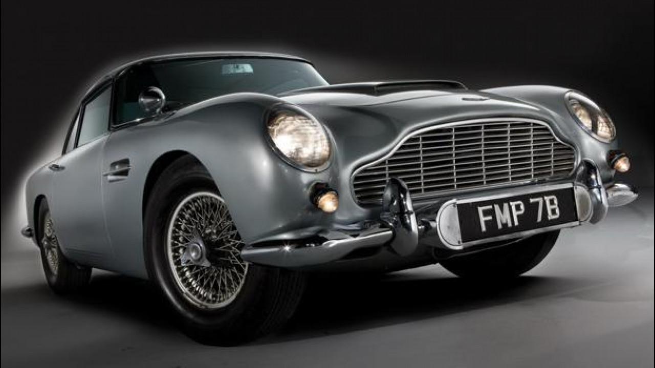 [Copertina] - Aston Martin: nella proprietà entra Investindustrial