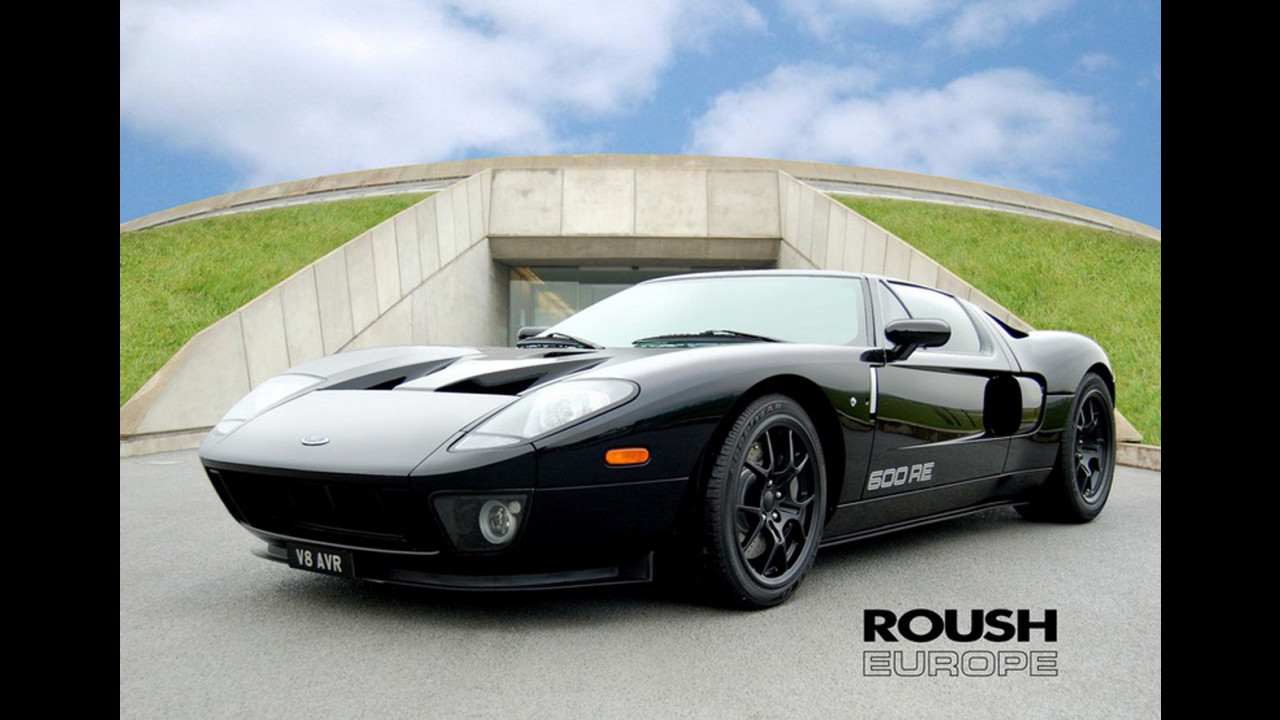 Ford Roush 600RE