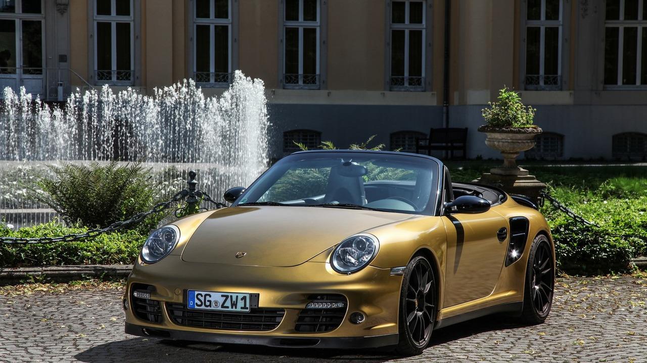 Modified Porsche 911 Turbo Joins 800 Hp Club