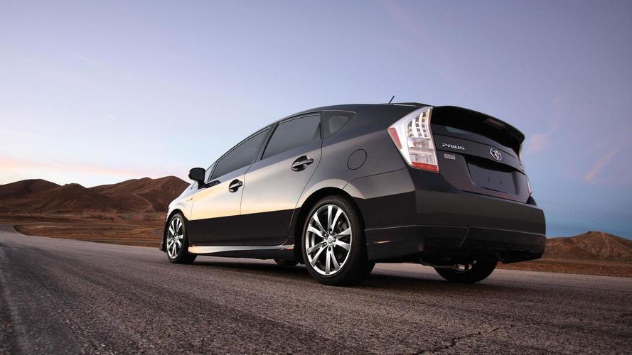 Toyota Prius gains PLUS Performance Package in U.S.