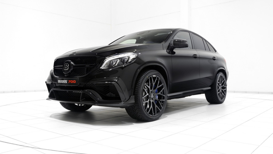 Brabus Unveils 700 Ps Mercedes Amg Gle 63 S Coupe In Dubai