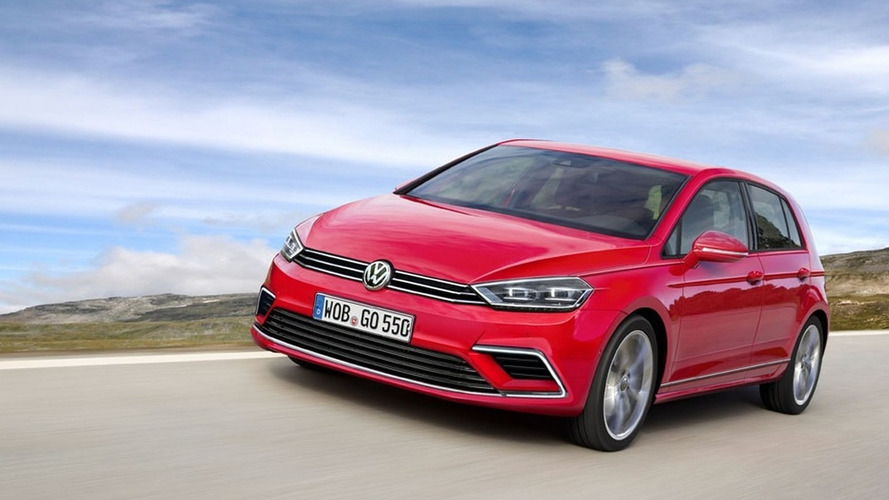 Volkswagen Golf VIII rendered ahead of late 2016 launch