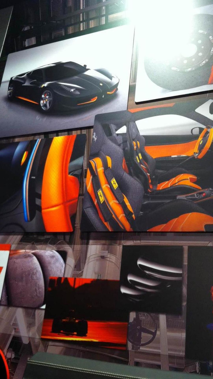Special Ferrari customization program private event, 900, 13.07.2011