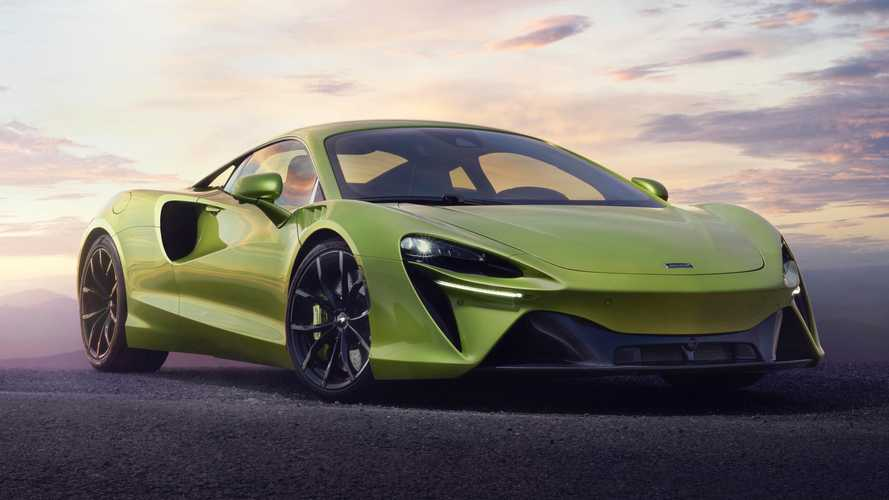 McLaren Artura Debuts As Brand's First PHEV Core Model