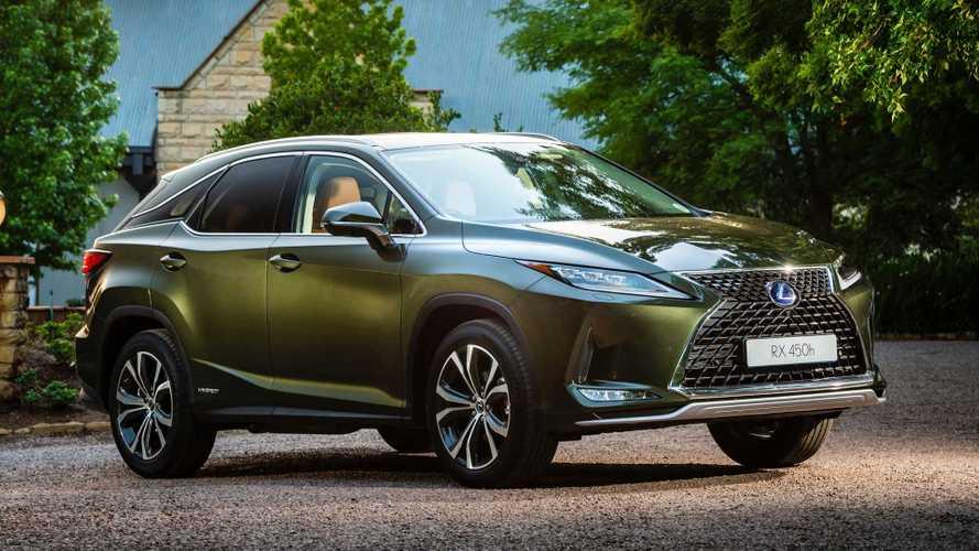2022 ve 2024'te çıkış yapacak Lexus modelleri duyuruldu