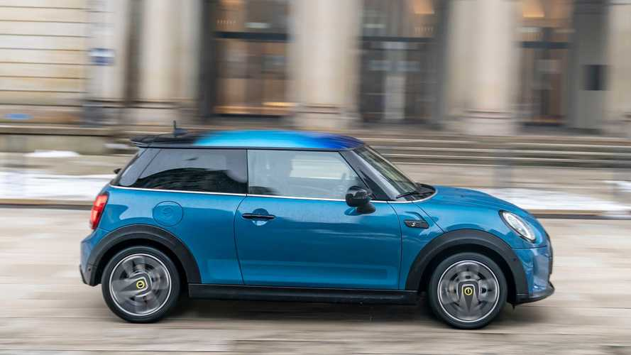 MINI Cooper SE Collection 2021