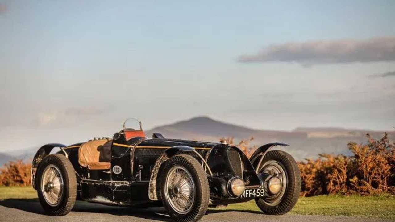 1. Bugatti Type 59 Sports 1934
