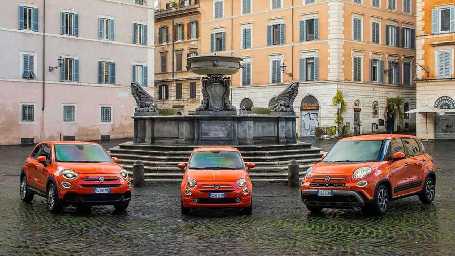 Fiat 500 Modellfamilie (2021)