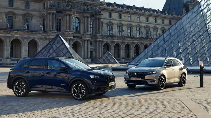DS7 Crossback gets £46,530 Louvre special edition