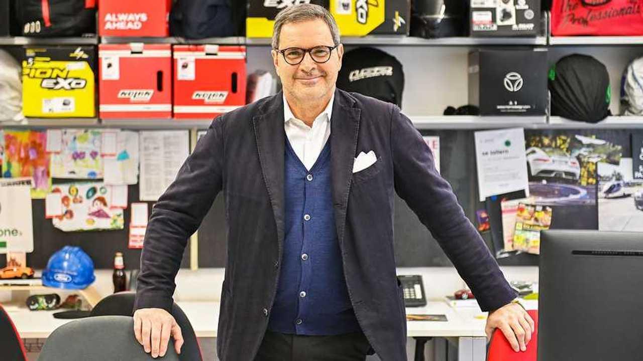 Fabio De Rossi, vicedirettore diMotor1.comItalia