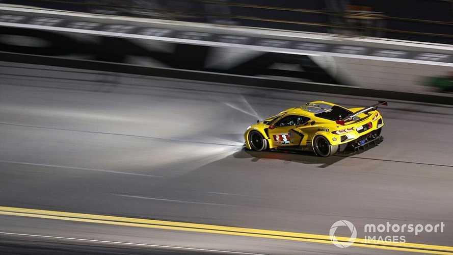 Triunfo de Antonio García y Corvette en las 24 Horas de Daytona 2021