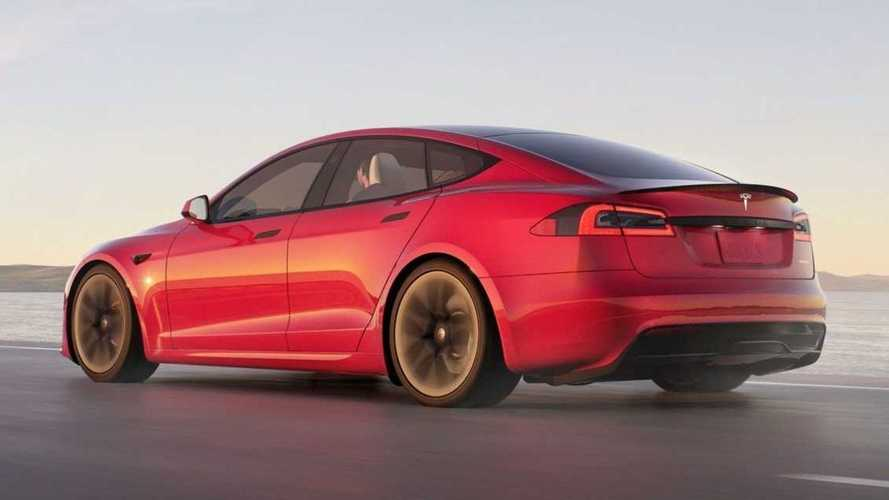 Elon Musk: Refreshed Tesla Model S/X will have Li-Ion 12V battery