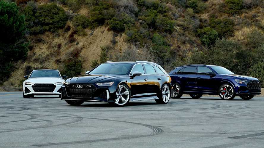 2021 Audi RS6 Avant Vs. RS7 Vs. RS Q8