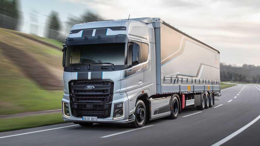 Ford Trucks, tutte le novità per il 2021